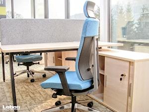 Realizacja biura dla klienta w Nowym Sączu - Lobos Meble Biurowe