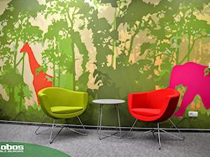 Realizacja biura w Toruniu - Lobos Meble Biurowe