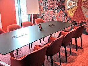 Realizacja dla Business Link Kraków - High5ive - zdjęcie od Lobos Meble Biurowe