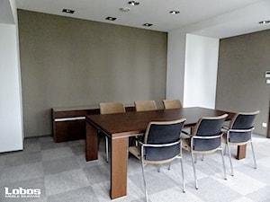 Realizacja dla firmy Mahle - gabinety zarządu - Lobos Meble Biurowe