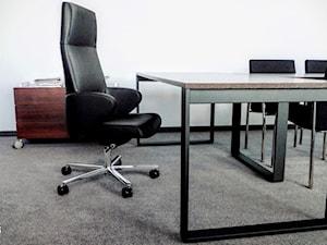 Realizacja wnętrz biurowych dla TNE  - Lobos Meble Biurowe