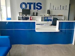 Realizacja dla firmy Otis - Lobos Meble Biurowe