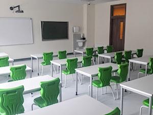 Realizacja dla Szkoły podstawowej z zerówką w Dąbrowie - Lobos Meble Biurowe