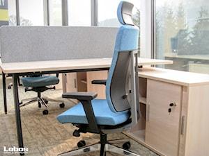 Realizacja biura w Nowym Sączu dla jednego z klientów - Lobos Meble Biurowe