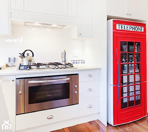 telefon w kuchni  zdjęcie od Splash Room # Kuchnia Funkcjonalna Telefon