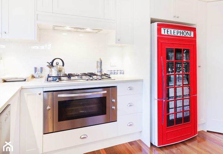 telefon w kuchni  zdjęcie od Splash Room -> Kuchnia Funkcjonalna Telefon