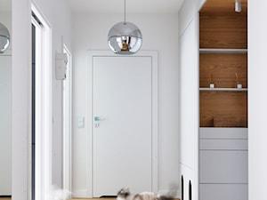 Cats&Dogs - Średni biały hol / przedpokój, styl skandynawski - zdjęcie od Ministerstwo Spraw We Wnętrzach
