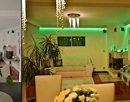 Home Staging - Gdańsk - parter domu - 50m2 - 2020 - Salon, styl eklektyczny - zdjęcie od Studio86 - Homebook