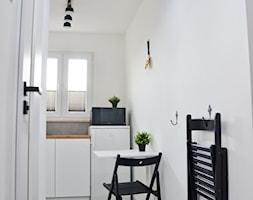 Apartament - Malbork Stare Miasto - 43m2 - 2020 - Kuchnia, styl nowoczesny - zdjęcie od Studio86 - Homebook