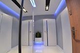 nowoczesny korytarz