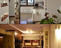 Home Staging - Gdańsk - parter domu - 50m2 - 2020 - Kuchnia, styl eklektyczny - zdjęcie od Studio86 - Homebook