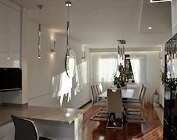 Home Staging - Gdańsk - parter domu - 50m2 - 2020 - Jadalnia, styl eklektyczny - zdjęcie od Studio86 - Homebook