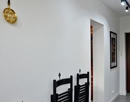 Apartament - Malbork Stare Miasto - 43m2 - 2020 - Hol / przedpokój, styl eklektyczny - zdjęcie od Studio86 - Homebook