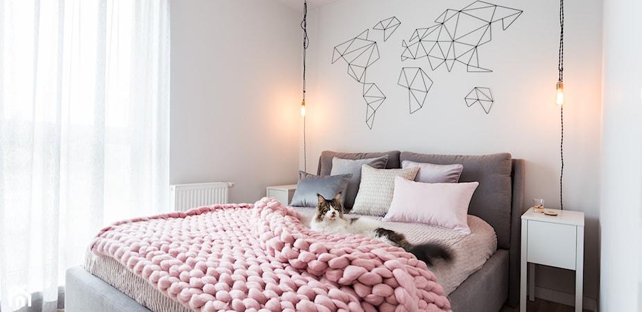 Ściana za łóżkiem w sypialni - zobacz niezwykle inspirujące propozycje!