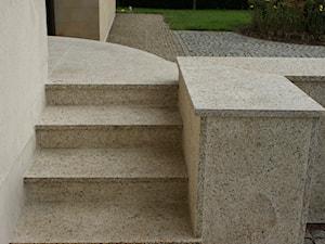 Schody z granitu - zdjęcie od Stone Mason I