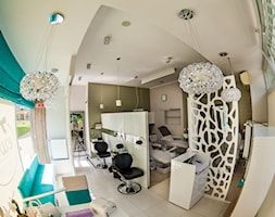 Wystroj Salonu Kosmetycznego Zdjecia Projekty I Wystroj Wnetrz