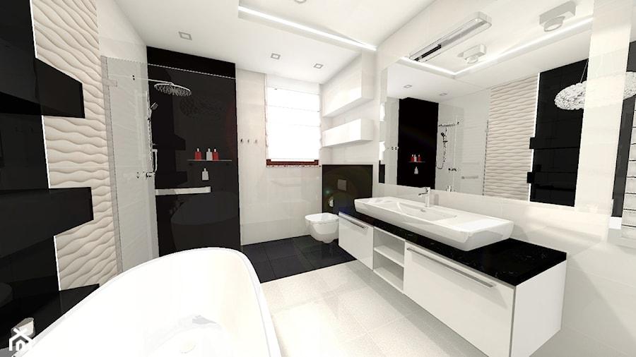 biało-czarny - zdjęcie od Pracownia Wnętrza