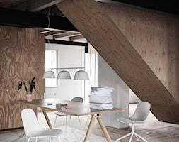 Biała pracownia - zdjęcie od KODY Wnętrza Design & Concept Store