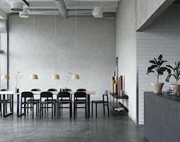 Loftowa jadalnia - zdjęcie od KODY Wnętrza Design & Concept Store