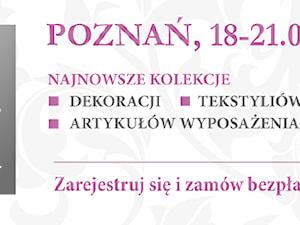 Homebook.pl patronem targów Home Decor 2014!