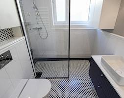 łazienka Styl Nowojorski