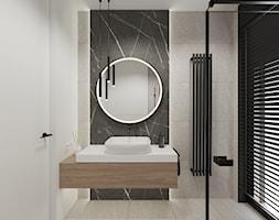 łazienka z oknem - zdjęcie od 3deko - Homebook