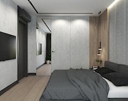 lustro w sypialni - zdjęcie od 3deko - Homebook