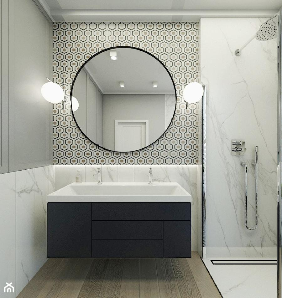 łazienki łazienka Styl Nowojorski Zdjęcie Od 3deko
