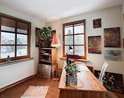 Dom - Biuro, styl tradycyjny - zdjęcie od residence_fotografia_wnetrz