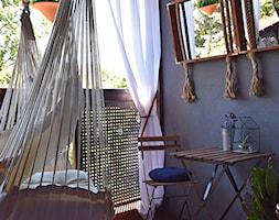 Balkon - zdjęcie od PatMat - DIY&Wnętrza