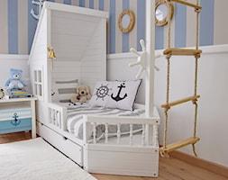 Marynarski pokój chłopca - zdjęcie od PatMat - DIY&Wnętrza