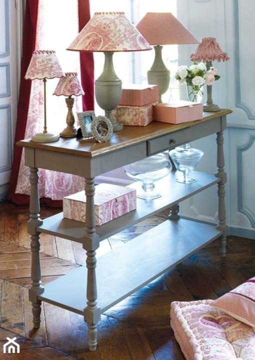Salon styl rustykalny zdj cie od comptoir de famille by - Comptoir de famille salon de provence ...