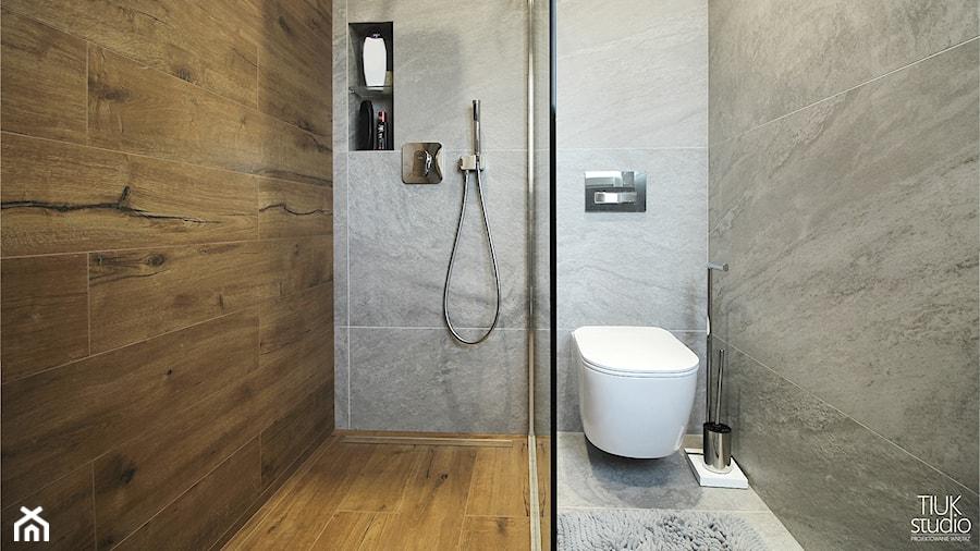 Nowoczesna łazienka W Domu Tarnowskie Góry łazienka
