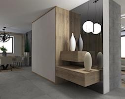 Dom 1 - Hol / przedpokój, styl nowoczesny - zdjęcie od zuzanna-hyla - Homebook
