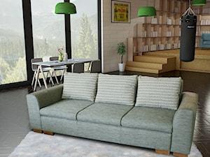 Komfortowy i nowoczesny salon