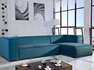 Loft w minimalistycznym stylu
