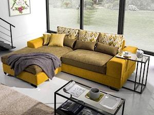 Komfortowy salon w stylu skandynawskim