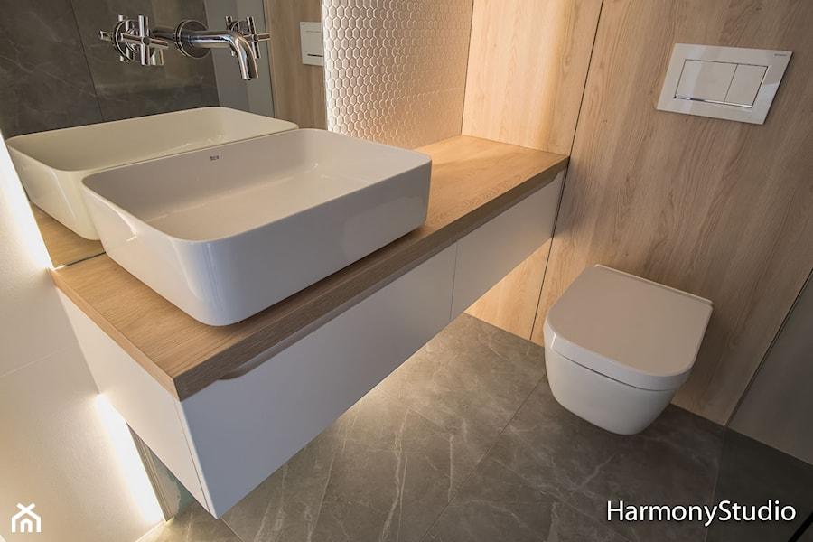 Meble Na Wymiar Do łazienki Zdjęcie Od Harmonystudio