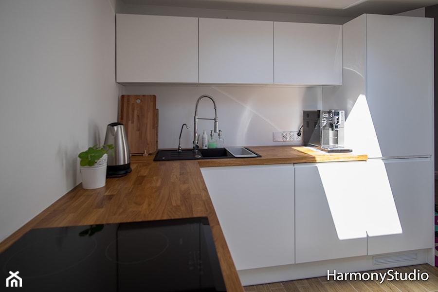 Kuchnia Pod Skosem Zdjęcie Od Harmonystudio Kuchnie I