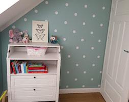 #pokojdziecka - Mały biały szary pokój dziecka dla chłopca dla dziewczynki dla malucha - zdjęcie od Weronika Kozera