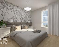 Sypialnia+-+zdj%C4%99cie+od+Pracownia+Projektowania+%7C+Daria+Ciu%C5%84czyk-Duda