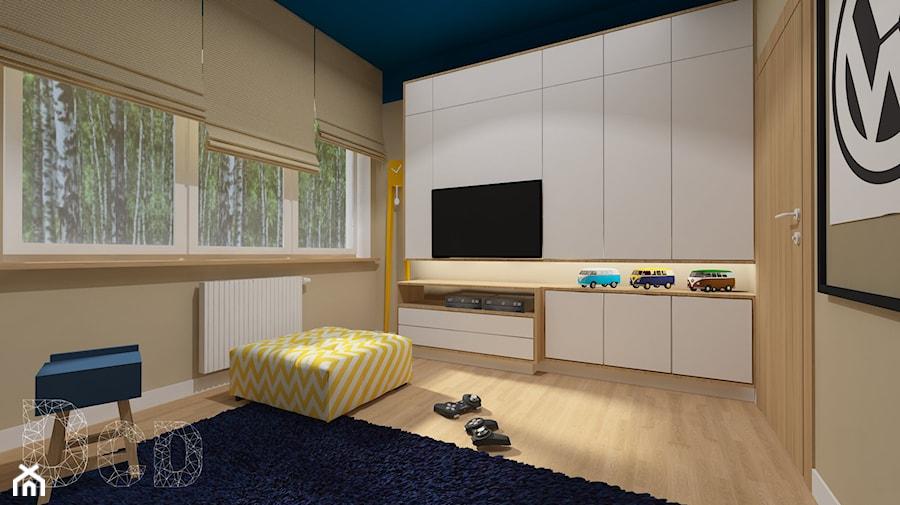 dziecięco / młodzieżowo - Pokój dziecka, styl nowoczesny - zdjęcie od Pracownia Projektowania | Daria Ciuńczyk-Duda