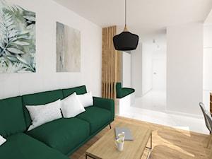 Projekt mieszkania 70m2