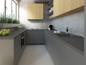 Projekt mieszkania 80m2