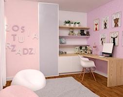 Pokój dziewczynki 4lata - zdjęcie od Skrzypczynski_pracownia