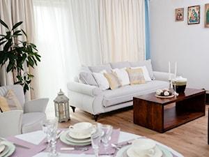 Eklektyczny apartament