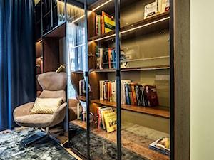 Zdjęcie biura w domu - zdjęcie od Viva Design Pracownia Projektowania Wnętrz