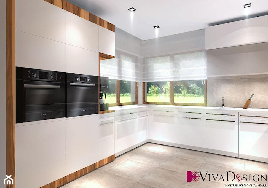 Wizualizacja Kuchnia Zdjęcie Od Viva Design Pracownia