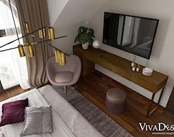 Sypialnia+-+zdj%C4%99cie+od+Viva+Design+Pracownia+Projektowania+Wn%C4%99trz