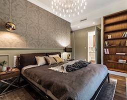 Zdjęcie sypialni - zdjęcie od Viva Design Pracownia Projektowania Wnętrz